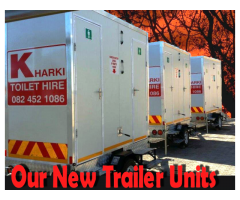 Kharki Toilet Hire